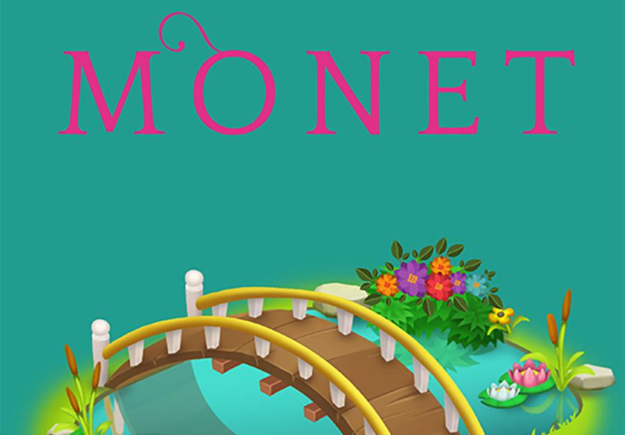 """Monet """"Talleres Familiares en Casa"""" Fundación Cristino de Vera"""